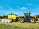 Compact and high-capacity baling with Krone Comprima Plus