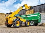 New release: JCB Loadall telescopic handlers
