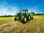 New John Deere 6M update brings big tractor features