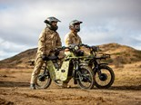 NZDF trials UBCO 2x2 electric bikes for military use