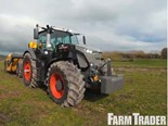 Fendt 942 Gen 6 video