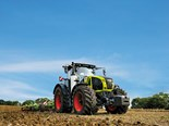 Claas launches new tractors and machinery