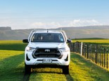 Test: Toyota Hilux SR 4WD Double Cab