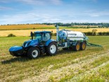 Profile: New Holland methane tractors