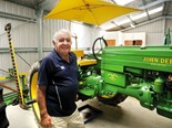 Feature: Tractor collector Paul Devcich