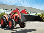 Kubota's autumn offering