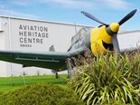 Flying high: a visit to the Omaka Aviation Heritage Centre