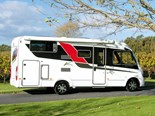 Burstner Viseo i690G motorhome review