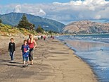 Settle by the beach: the Kapiti Coast