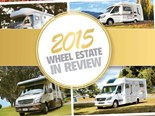 The best motorhomes and caravans of 2015
