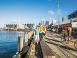 "Auckland ranked a ""Top Destination on the Rise"""