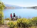 Cycling through Central Otago
