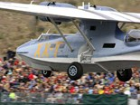 Catalina flying boat prepares for Wanaka Air Show