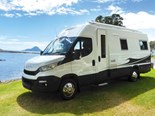 Coastal Motorhomes 7.3m build review