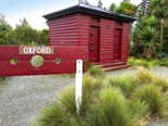 A day out in Oxford, New Zealand