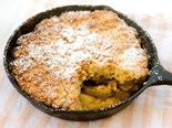 Best ever peach cobbler recipe