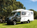 Hymer ML-T 4X4 review