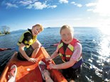 Don't let winter stop you for experiencing adventures in taupo