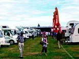 Campers welcome at the South Island Motorhome and Caravan Extravaganza