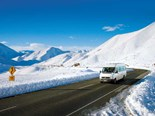 Jackie's Journey: RV winter road trip tips