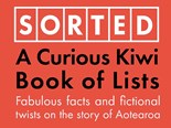 Sorted—A Curious Kiwi Book of Lists