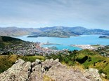 Exploring Christchurch's Port Hills