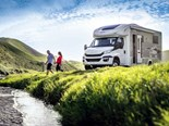 Your guide to buying a motorhome or caravan