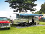 Airstream caravans in New Zealand