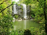 Kerikeri's impressive 'new' waterfall