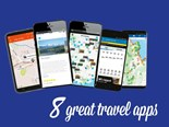 8 great travel apps