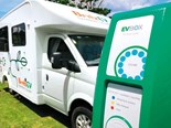 Electric vehicle chargers coming to holiday parks