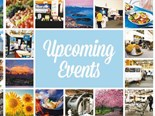 Upcoming events for April - May 2019