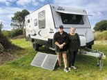 Meeting Ray & Pauline and their Jayco Journey Outback 16.51– 3OB