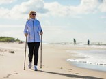 The secrets of Nordic walking