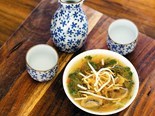 Recipe: Hot & sour soup