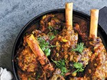 West Indian Lamb Shank Curry Recipe