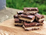 Raw Nutty Caramel Slice Recipe