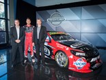 Freightliner hits the V8 Supercars' track