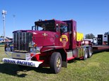 Trucks from yesteryear on show at Wauchope