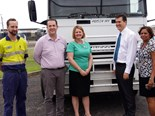 Iveco adds value to Year 12 heavy vehicle course