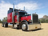 Peter Thompson's Rock-Solid Peterbilt