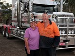 Tanya and Rod Watson spent 12 months living in separate states while Rod travelled to Western Australia in search of work.