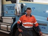 Brendon Penn has been operating his crane hire company for 23 years.