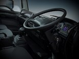 The new 500 Series wide cab looks impressive so far, with the interior the latest teaser image release.