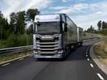 Scania S 500 to be displayed in Australia