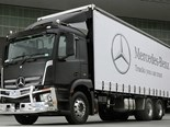 Mercedes-Benz will unveil its all-new on-highway rigid range at the Brisbane Truck Show