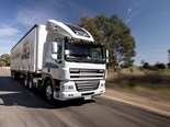 DAF 510hp CF85. Spearhead of a renewed focus on DAF