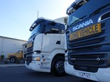 Scania net sales hit record high