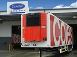 Transicold scores record transport deal with Coles