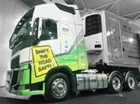 The ATA Safety Truck up for auction!